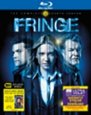 Fringe: The Complete Fourth Season Blu-ray 4 Disc, 2012 Best Buy Exclusive Comic