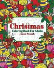 Christmas Coloring Book for Adults by Jason Potash (Paperback / softback, 2015)