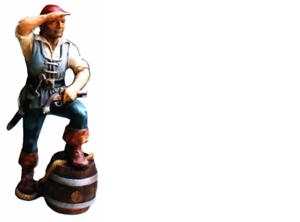 Design Pirat Figure Statue Skulpturen Skulpturen Dekoration Dekoration Deko 5601 Neu