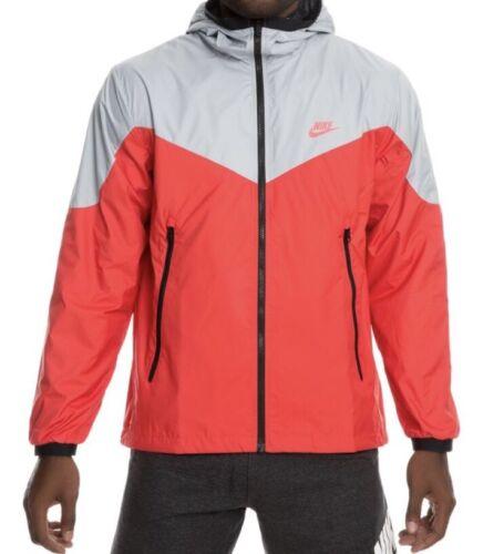 Nike MEN/'S Sportswear Packable Windrunner SIZE MEDIUM M BRAND NEW