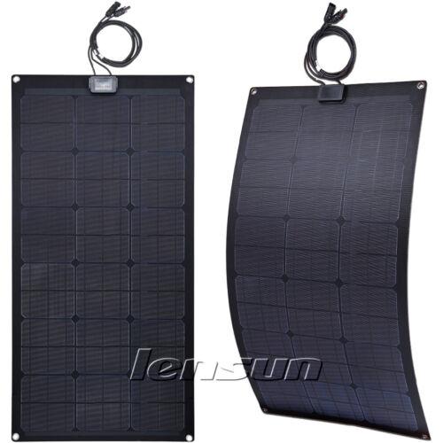 Lensun 20W 30W 50W 65W 80W 100W 110W PANNEAU SOLAIRE FELIXBLE ETFE Solar Panel