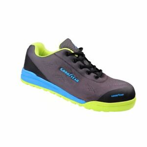 Mens Goodyear Safety S1P SRA Metal-Free Toe//Midsole Trainers Shoes Sizes 7 to 14