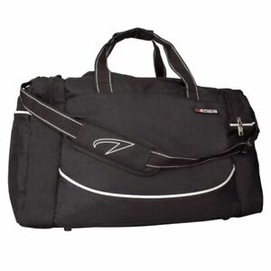 Avento-Sports-Bag-Large-Black-50TE-with-Detachable-Adjustable-Shoulder-Strap