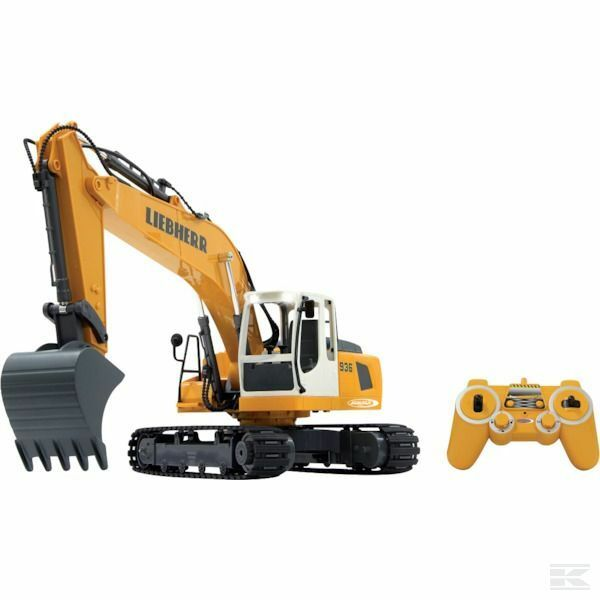 Jamara Remote Controlled Liebherr R936 Digger 1 20 Scale Model Toy Gift