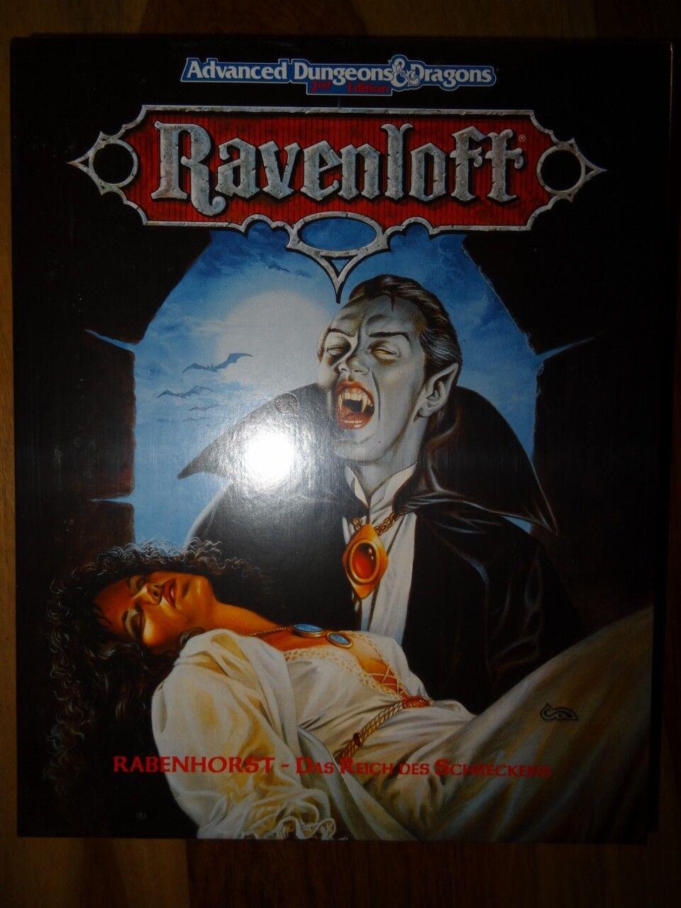 Ravenloft - Rabenhorst - NEU noch in Folie eingeschwhitet (AD&D, TSR)