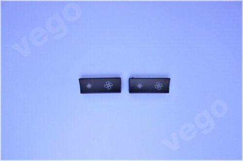 Original VEGO Ventilation climat panneau de contrôle climatique Interrupteur de touche 61319313923