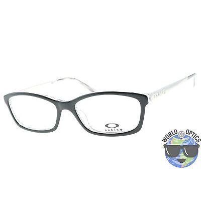 Oakley RX Eyeglasses OX1089-0153 Render Women's Jet Black Frame [53-16-140]