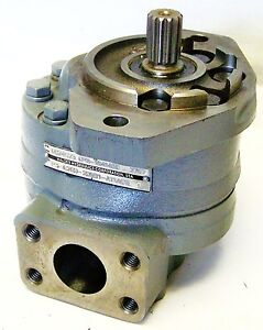haldex style PRELUBE  QUICK EVAC 100539 24v hydraulic pump NEW FLYER 255984