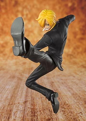 Bandai Figuarts zero one piece /'Schwarz Bein/' Sanji Figur Neu Aus Japan
