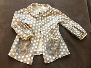 Girls-Persnickety-Coat-Jacket-Size-7