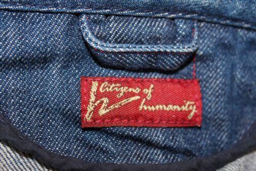 Jean Denim Large 510 Jacket Citizens Blazer Women Humanity Blue 011 Snap 2 of Oxqv0H