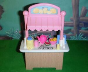 Fisher Price Loving Family Dream Dollhouse Lemonade Stand W Extra