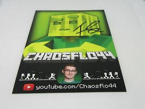 Chaosflo44 Autogramm