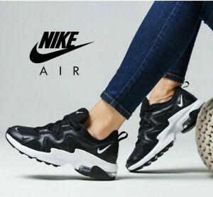 Nike-Air-Max-Graviton-Women-039-s-Athletic-Chunky-Shoe-AT4404-Black-White-size-7-8