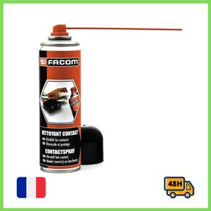 Nettoyant-Contact-Electrique-Protection-Protege-Connecteurs-Aerosol-250mL-Neuf