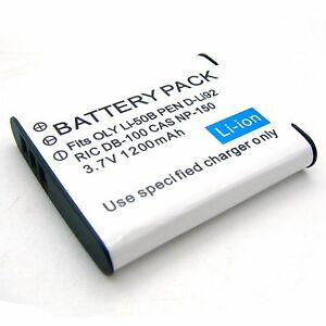 3-7v-1200mAh-Battery-for-LI-50B-linear-recorder-Olympus-LS-100-LS100-Brand-New