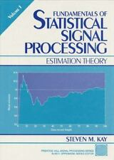Statistical Digital Signal Processing And Modeling Hayes Pdf