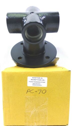 """P Audio PC-70 Quad Manifold Adapter For Four 1 3//8/"""" Screw-On Driver To 2/"""" Horn"""