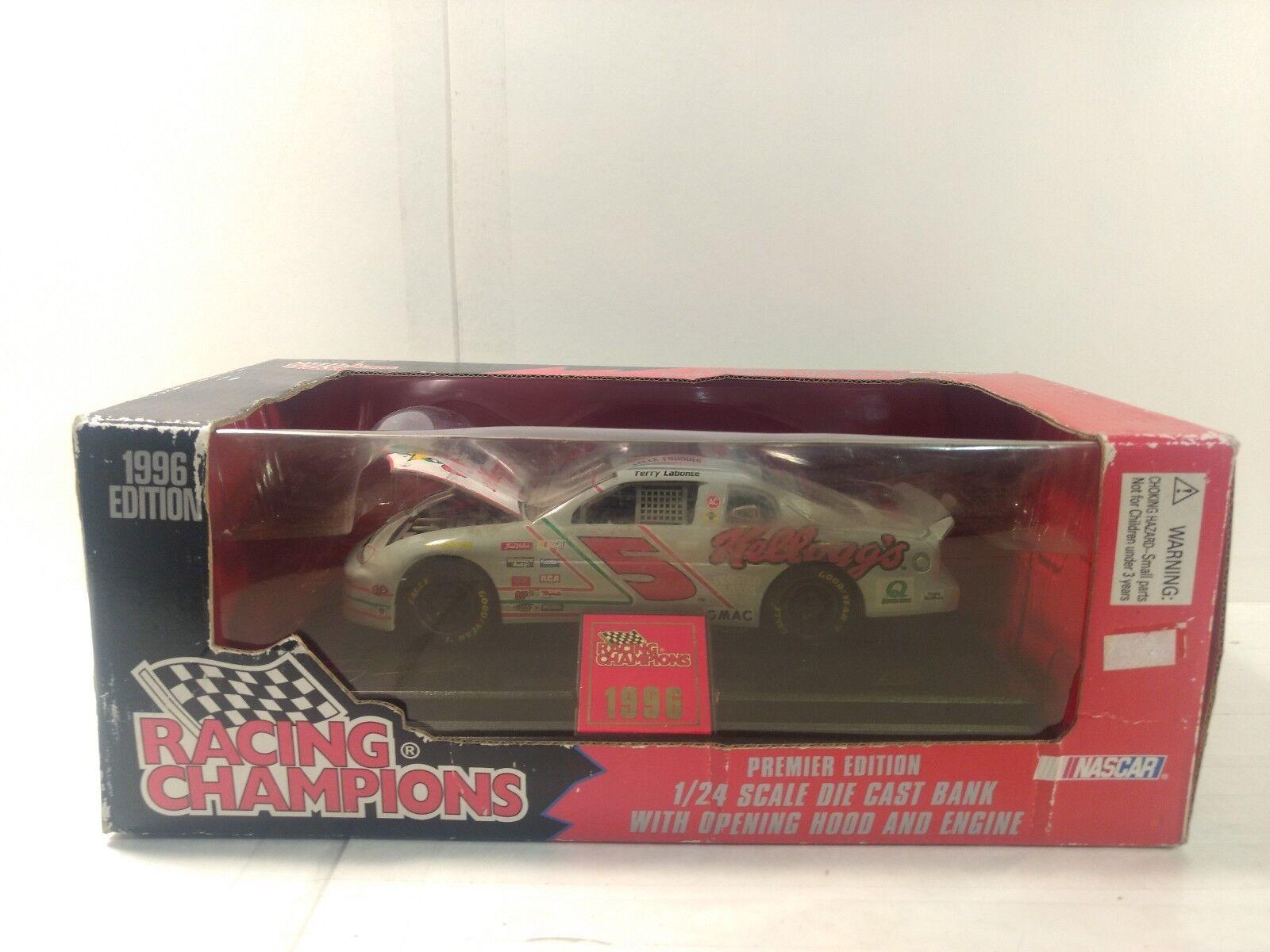 Nascar Terry Labonte Kellogg's 1996 Chevy 1 24 Scala Diecast Racing Champions