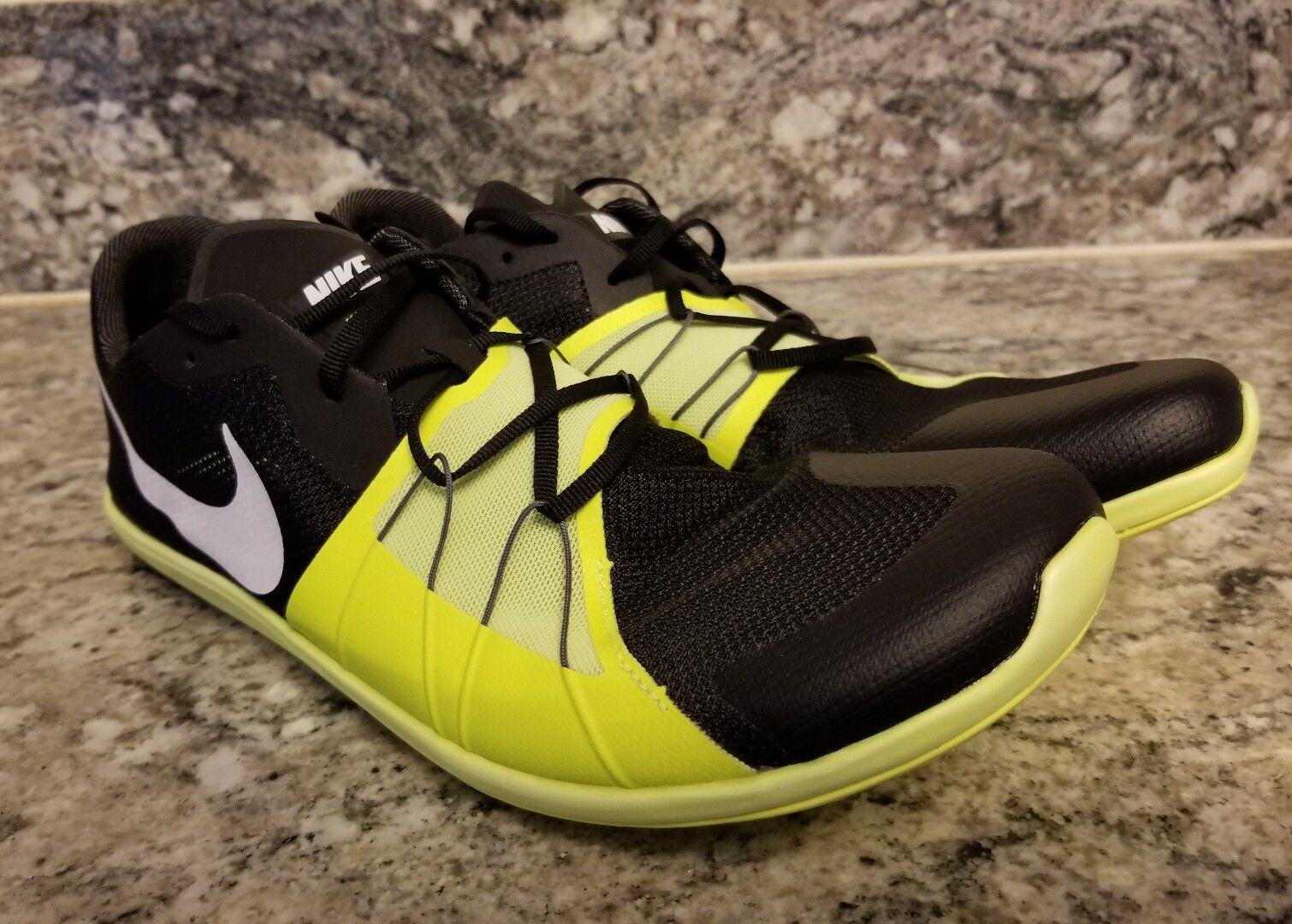 Nike Zoom para siempre XC 5 / Spike SZ 11m 904723 017 Negro / 5 Volt Victoria XC barato y hermoso moda 7ffc91