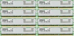 8X8GB 64GB DDR3 PC3-10600 ECC REG 240-PIN 1333MHZ ***FOR SERVERS***