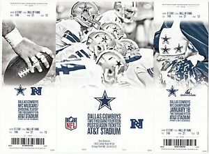 cowboys lions playoff tickets