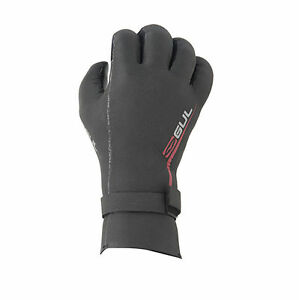 XL Blindstitch Durable Insulating Ultra-Grip Gul 3mm Power Wetsuit Gloves XS