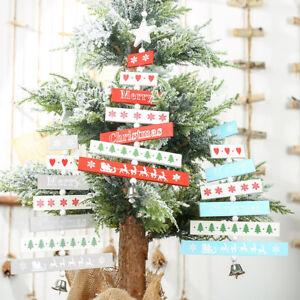 Merry-Christmas-Wooden-Tree-Pendant-Strip-Tree-Bell-Ornaments-Xmas-Home-Decor-ti