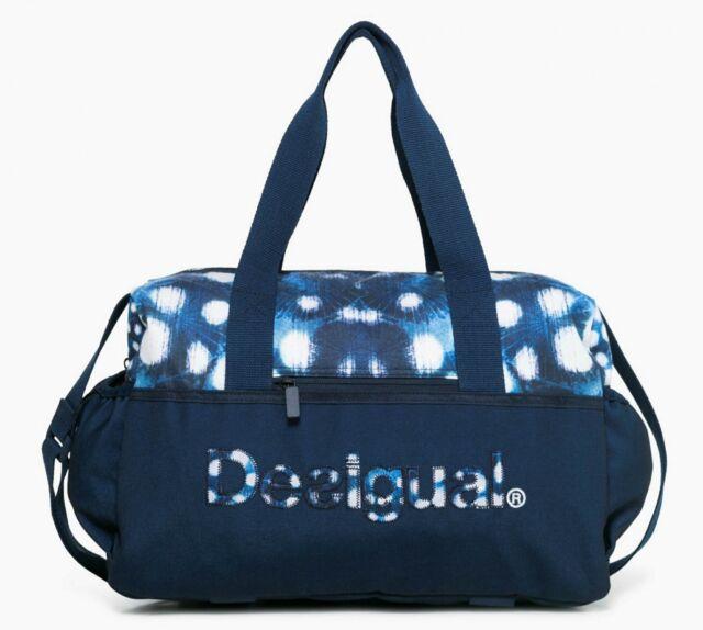 Ebay Atlantis Desigual Sur Achetez Shoulder Sac Bag De Sport Ctr8xtq