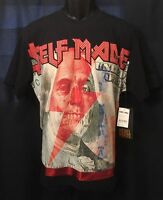 Rebel Minds Men's Tee Shirt W Tags Size M Self Made Money