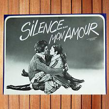 SYNOPSIS SILENCE MON AMOUR  VOICES DOSSIER DE PRESSE MANKOWITZ MICHAEL ONTKEAN