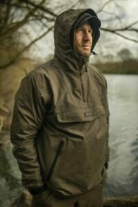 All Sizes Available Brand New Avid Carp Rip Stop Overhead Jacket