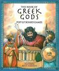 The Book of Greek Gods: Pop-Up Board Games by Tango Books (Hardback, 2007)