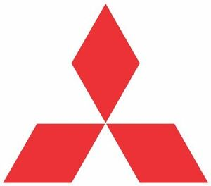 Mitsubishi-Logo-Car-Sticker-120mm