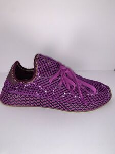 9074ef530e0735 Adidas x Dragon Ball Z Deerupt Runner Son Gohan Purple D97052 Size ...