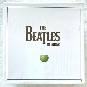 THE BEATLES IN MONO CD Box Set - 10 Disc Set LIKE NEW CONDITION