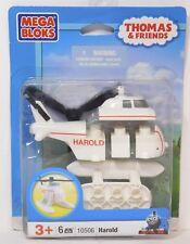 New Mega Bloks Thomas Train & Friends HAROLD HELICOPTER 6 pcs #10506