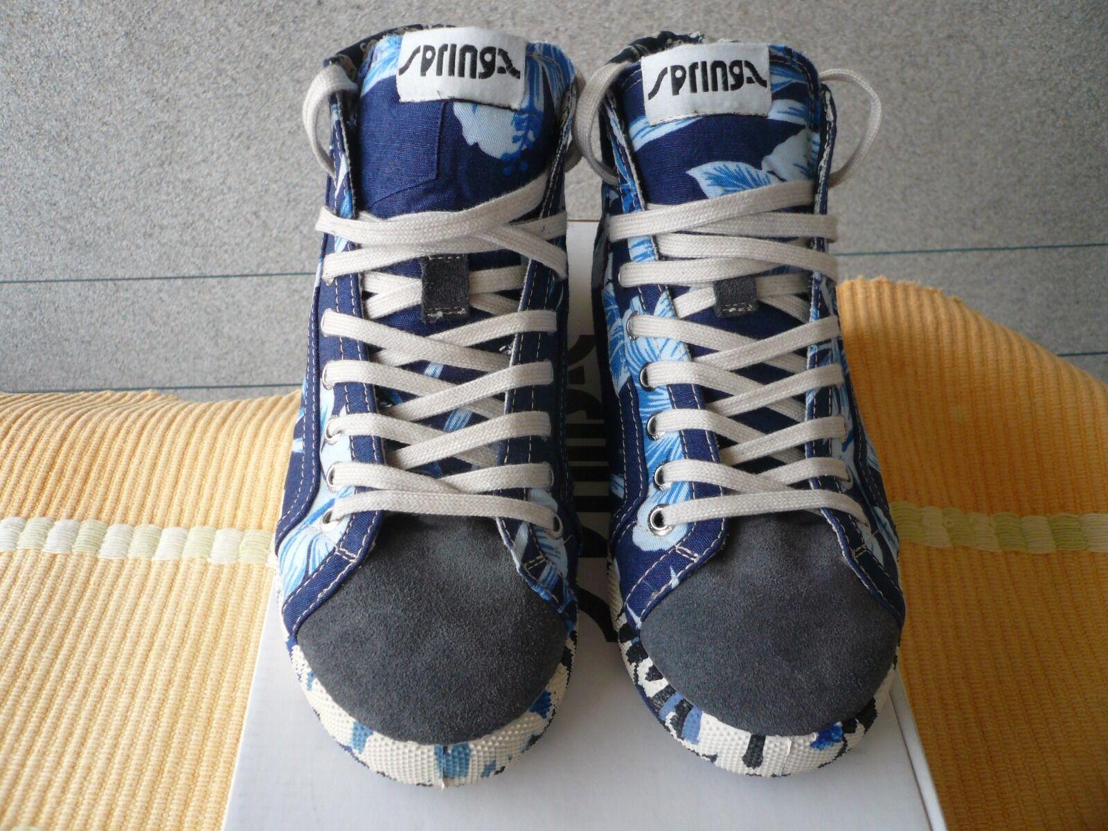 Baskets, Turnchaussures, chaussures, chaussures, chaussures, femme SPRINGA pointure 38