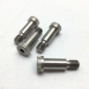 Shoulder Screw 1//4-20 x 5 1//2 In L