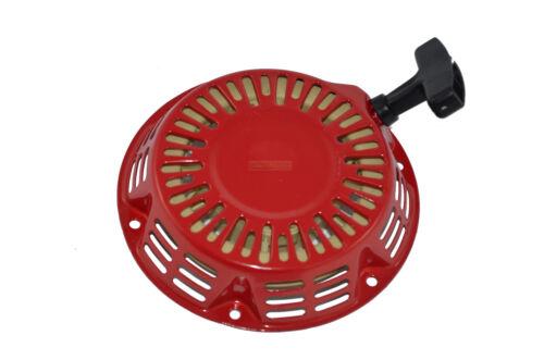 6,5 PS Stromerzeuger Aggregat Seilzugstarter für KraftHertz 3000 Watt