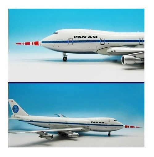 Inflight 200 Si 741 paaexp - 1 1 200 PAN AM 747-100 N732PA Clipper Storm King sonde