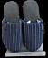 Ciabatte-chiuse-Pantofole-in-tessuto-profumate-Unisex-DE-FONSECA-Antiscivolo miniatura 3