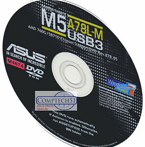 DRIVERS FOR ASUS M5A78L LE AFUDOS