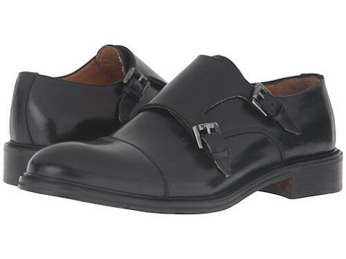 NIB Kenneth Cole Black Label Men/'s T-Old-U Black Oxford shoes Style QMF6LE032