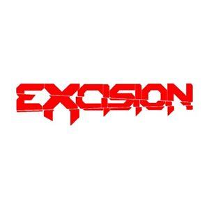 Excision X Vinyl Decal Dubstep DJ Vinyl Decal Laptop Car Window Sticker