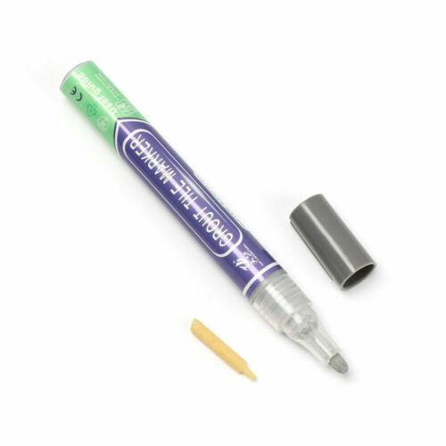 Grout Pen tile Repair Revive Anti-Mould Kitchen,Bathroom,Shower  White /& Colours