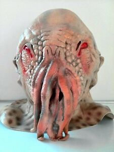 Doctor-Who-Movie-Horrible-Ood-Latex-Mask-Octopus-Halloween-Carnival-Cosplay