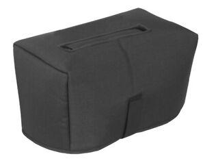 Benson Tall Bird Reverb Amp Head Cover - Water Resistant, Black, Tuki (bens006p)