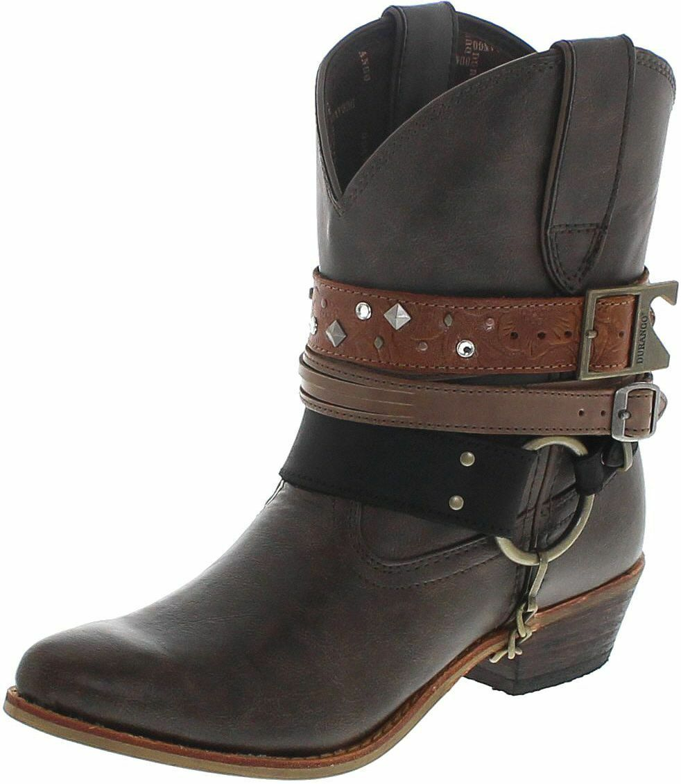 Durango Boots drd0120 marrón Brown/botines westernstiefelette marrón drd0120 3e75d3