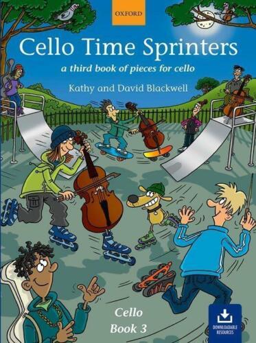 Kathy Blackwell Cello Time Sprinters
